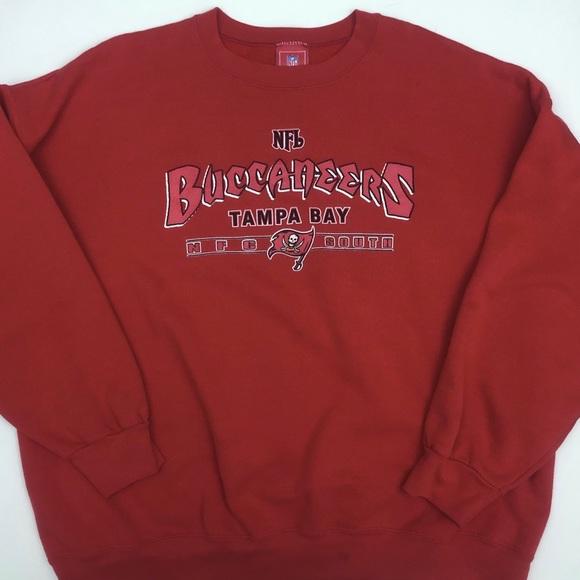 vintage style buccaneers sweater